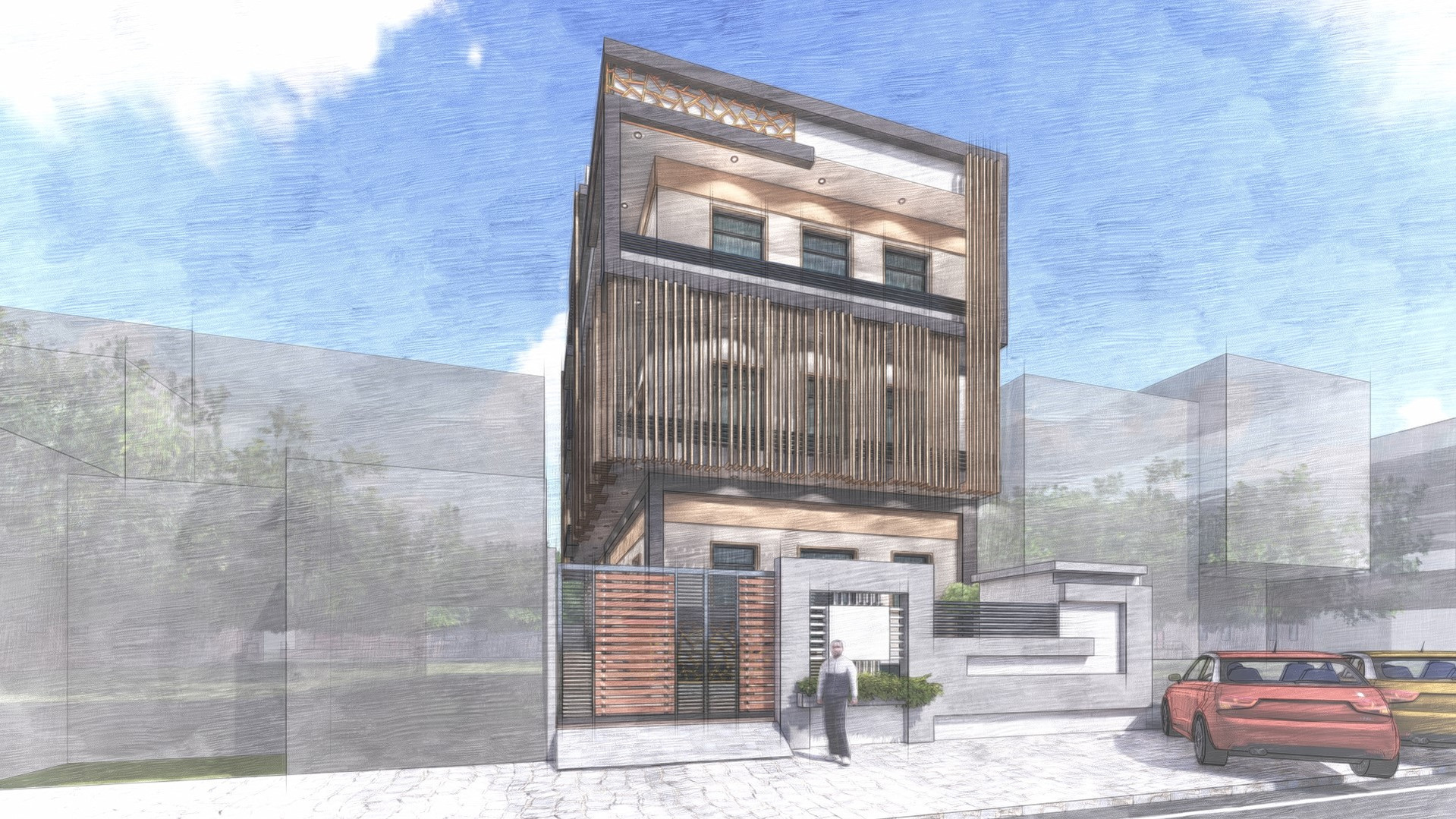Factory design in Gaziabad