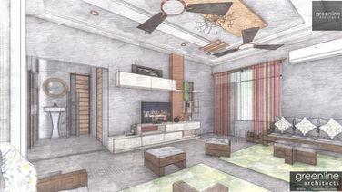 Interior Conceptual Presentation