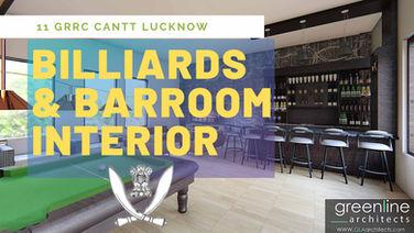 Bar & Billiards Room