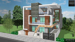 40X80 feet House deign