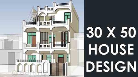30X50 feet House Design