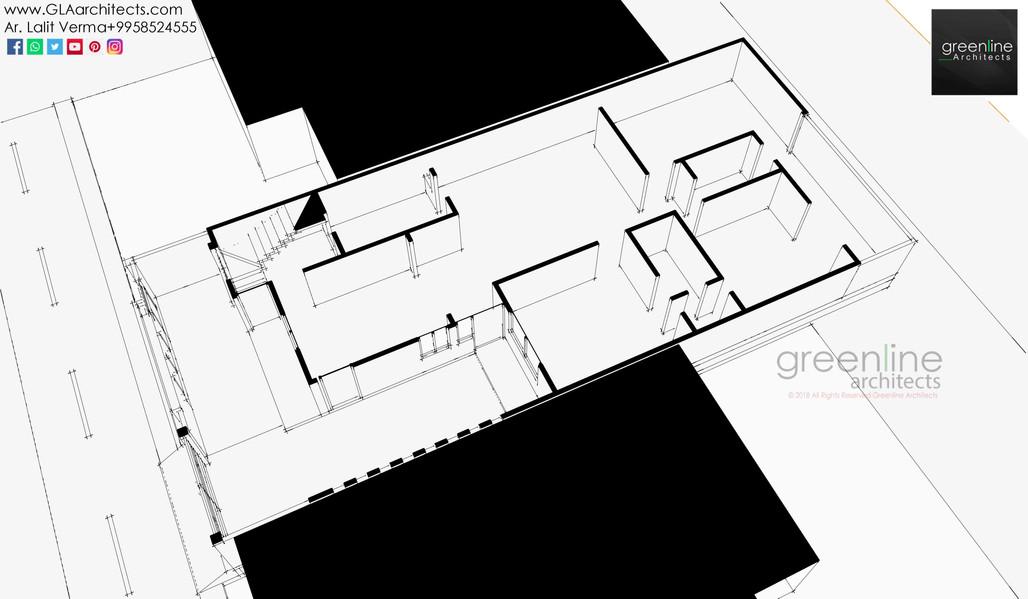 30X70 Feet House Design