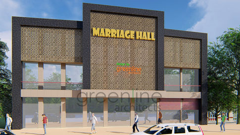 MARRIGE HALL AT SULTANPUR