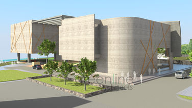 MUSEUM AT ALLAHABAD