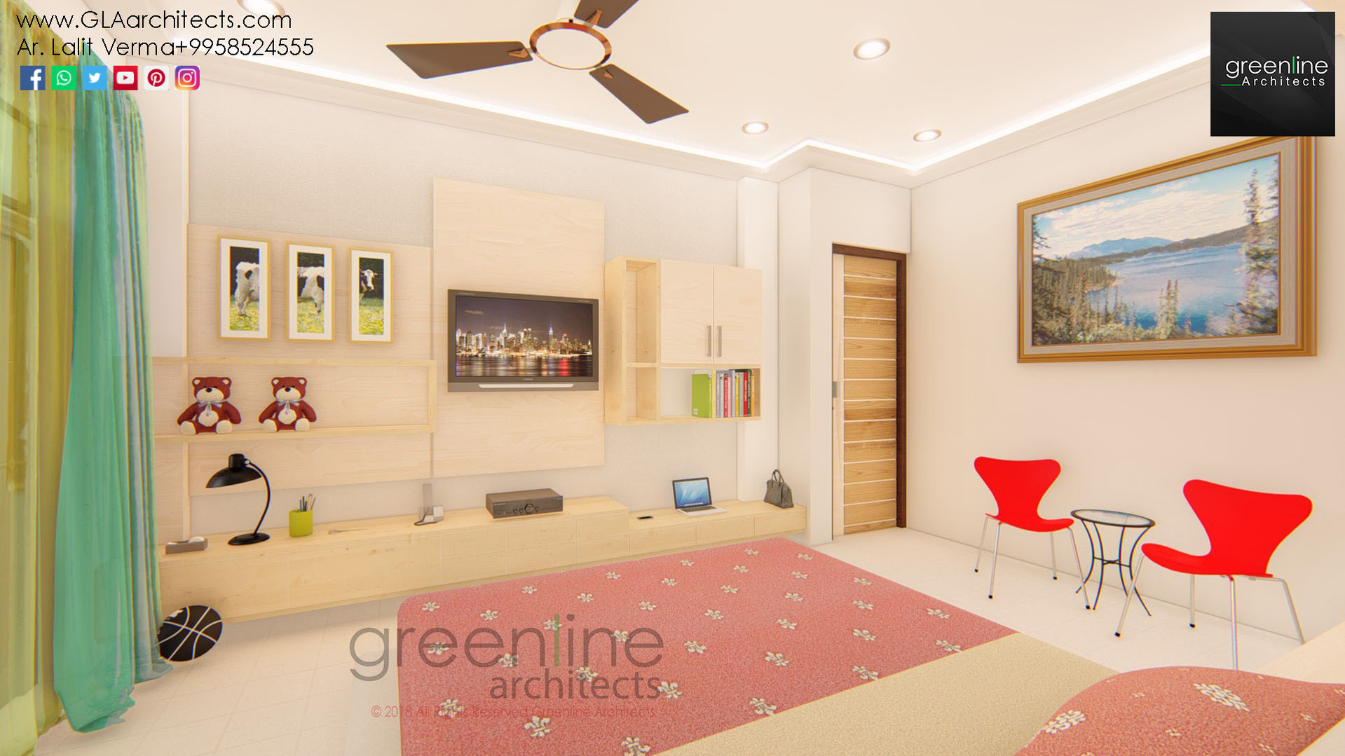 Home Interior Design in Gomti nagar Luck