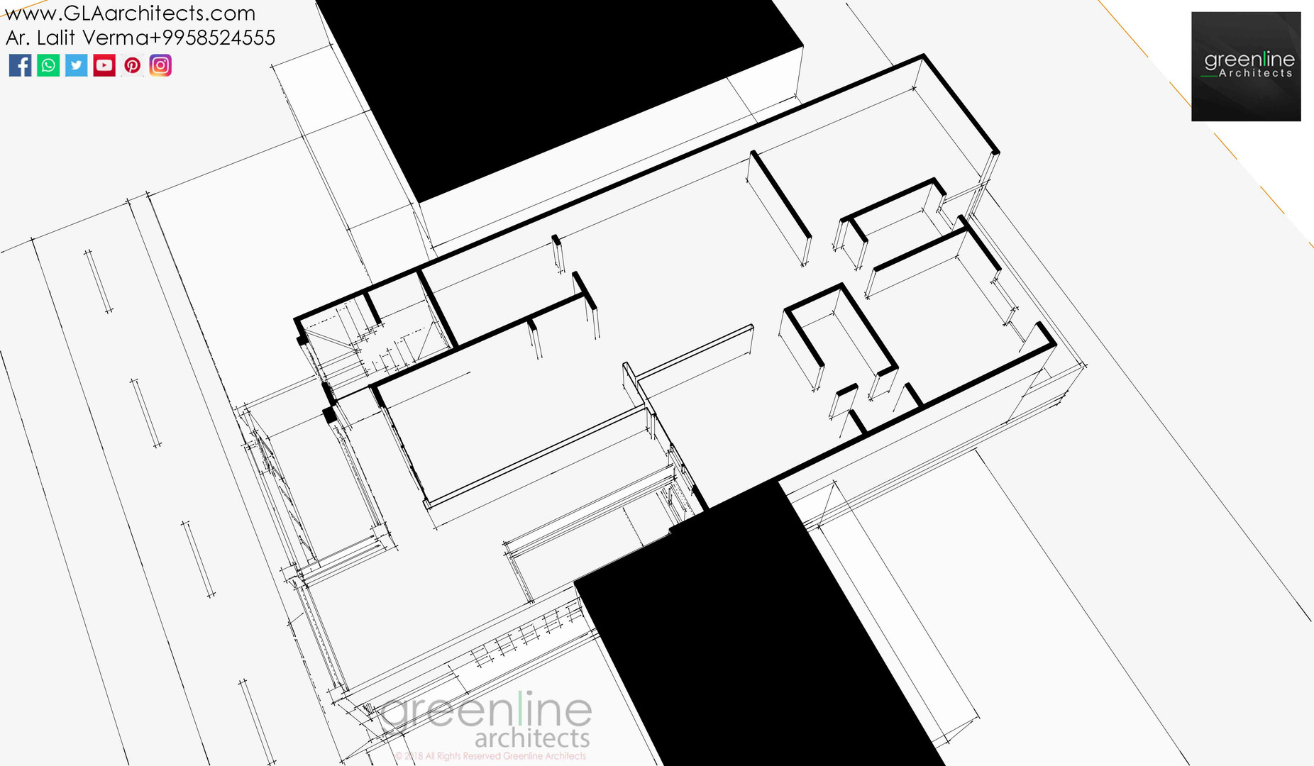 30X70 Feet House Design