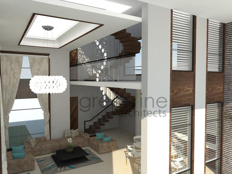 Luxury Villa Interior at Shivghar Resort,Lucknow