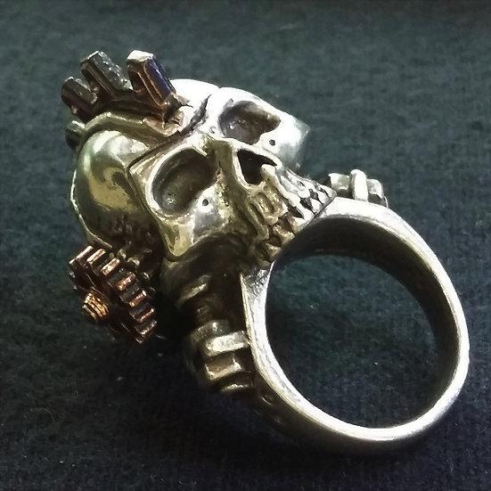 Alchemy Gothic England R186 Steamhead Ring