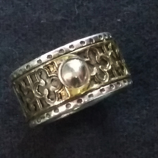 Alchemy Gothic England R58 Plantagenet Ring