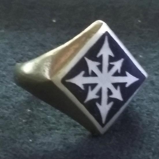 Alchemy Gothic England R99 Chaos Signet Ring