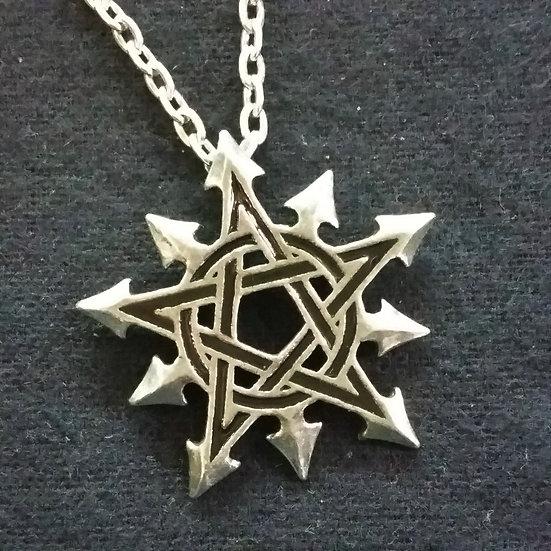 Alchemy Gothic England P650 Chaosgram Pendant