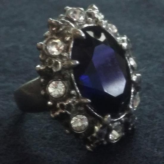 Alchemy Gothic England R166 A Dark Engagement Ring