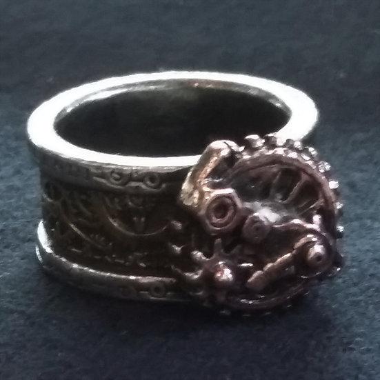 Alchemy Gothic England R200 Quanta Mechanica Ring