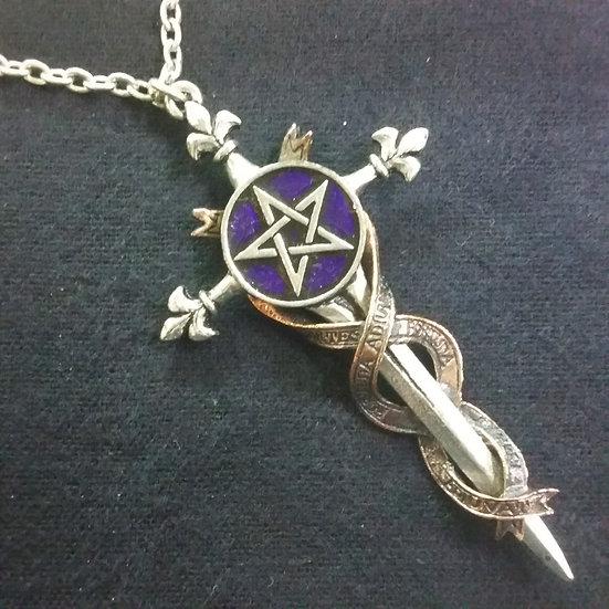 Alchemy Gothic England P256 Sword of Destiny Pendant