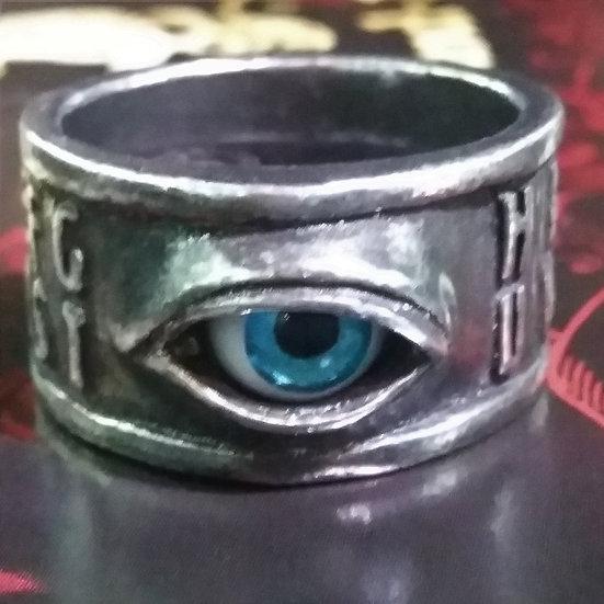 Alchemy Gothic England R215 Ouija Eye Ring