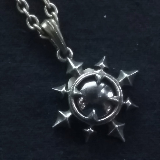 Alchemy Gothic England P501 Chaosium Pendant