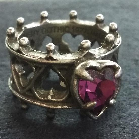 Alchemy Gothic England R156 Elizabethan Ring