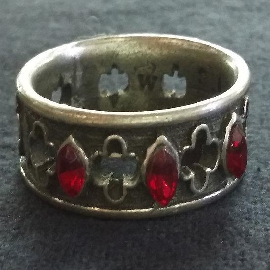 Alchemy Gothic England R77 Kingmaker Ring