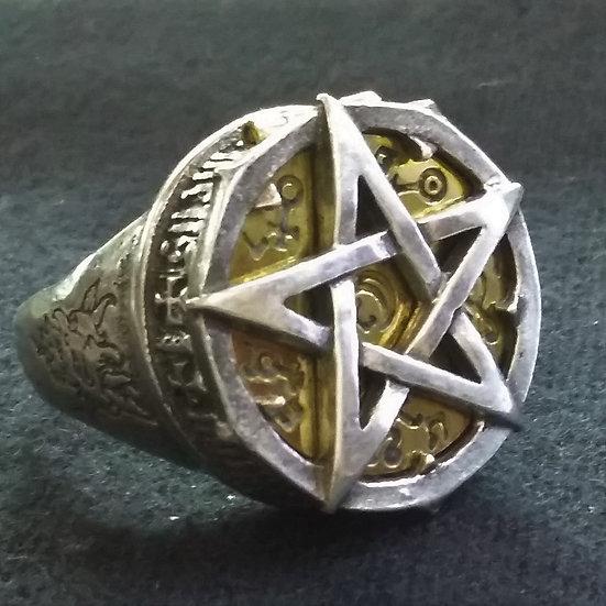 Alchemy Gothic England R135 Thaumaturgic ring