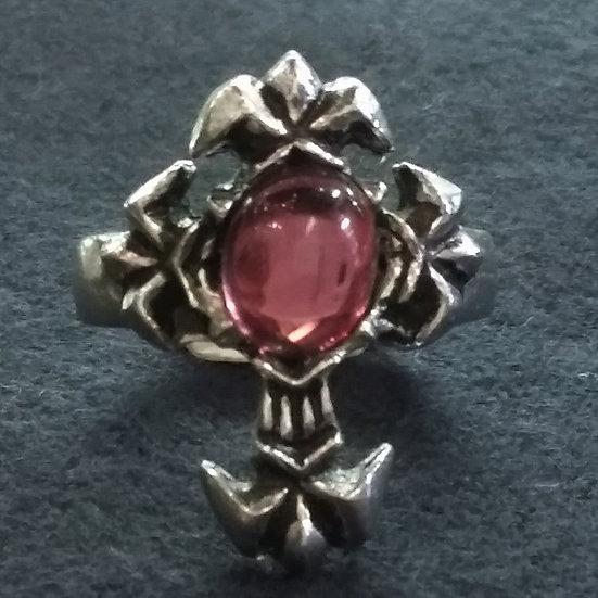 Alchemy Gothic England R41 Fleury Cross Ring