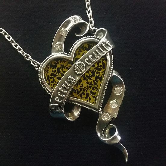 Alchemy Gothic England P562 The Secret Heart Pendant
