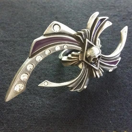 Alchemy Gothic England R177 Incy Wincy Ring