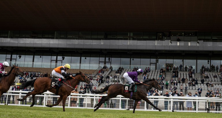 Go Bears Go lands vintage Railway Stakes for David Loughnane and Rossa Ryan