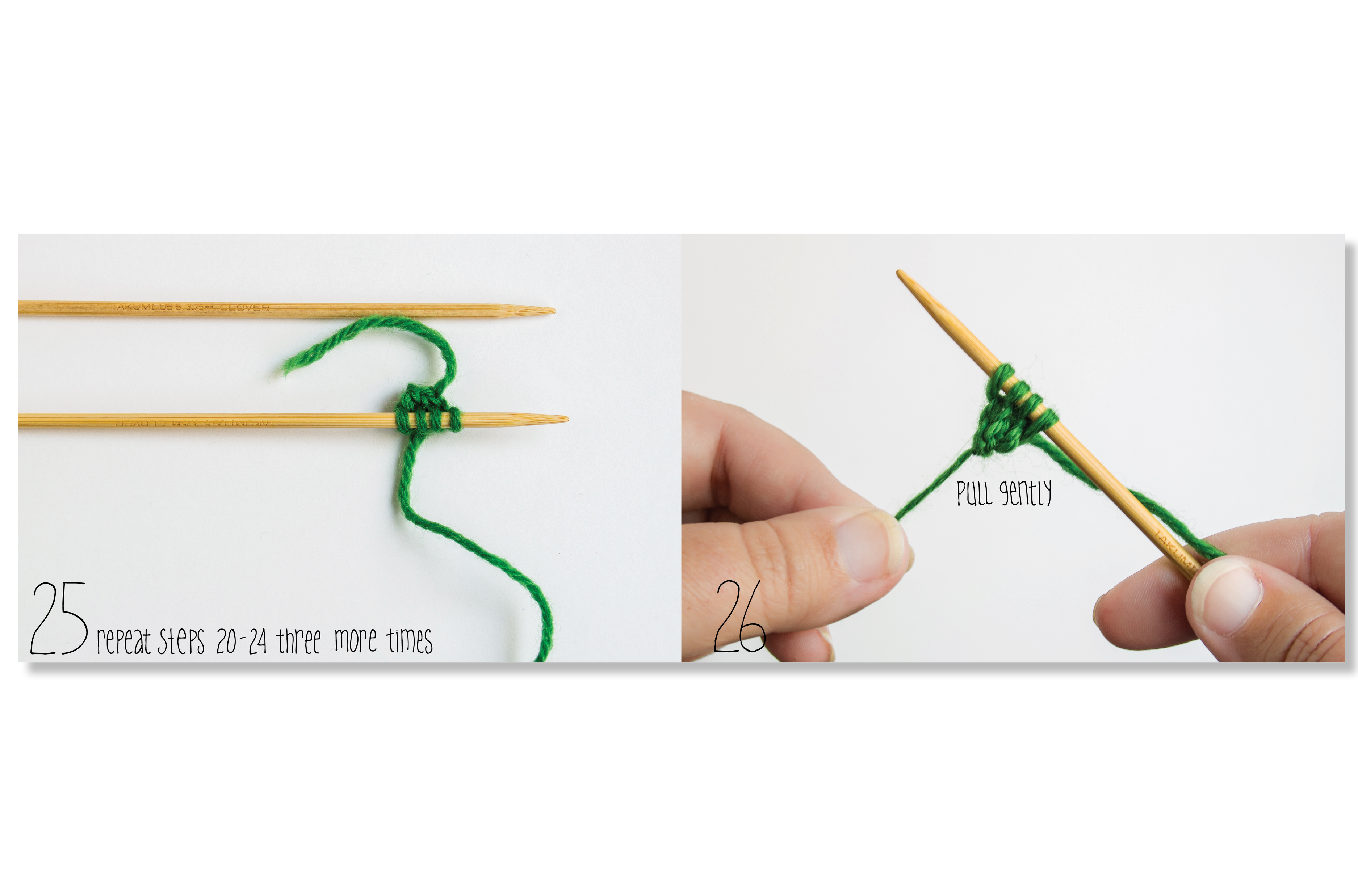 Knit a Snake Guide