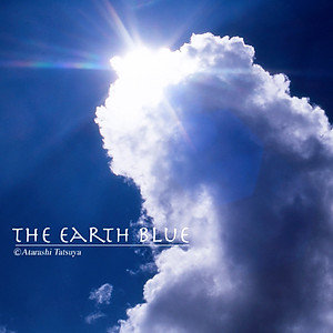 THE EARTH BLUE