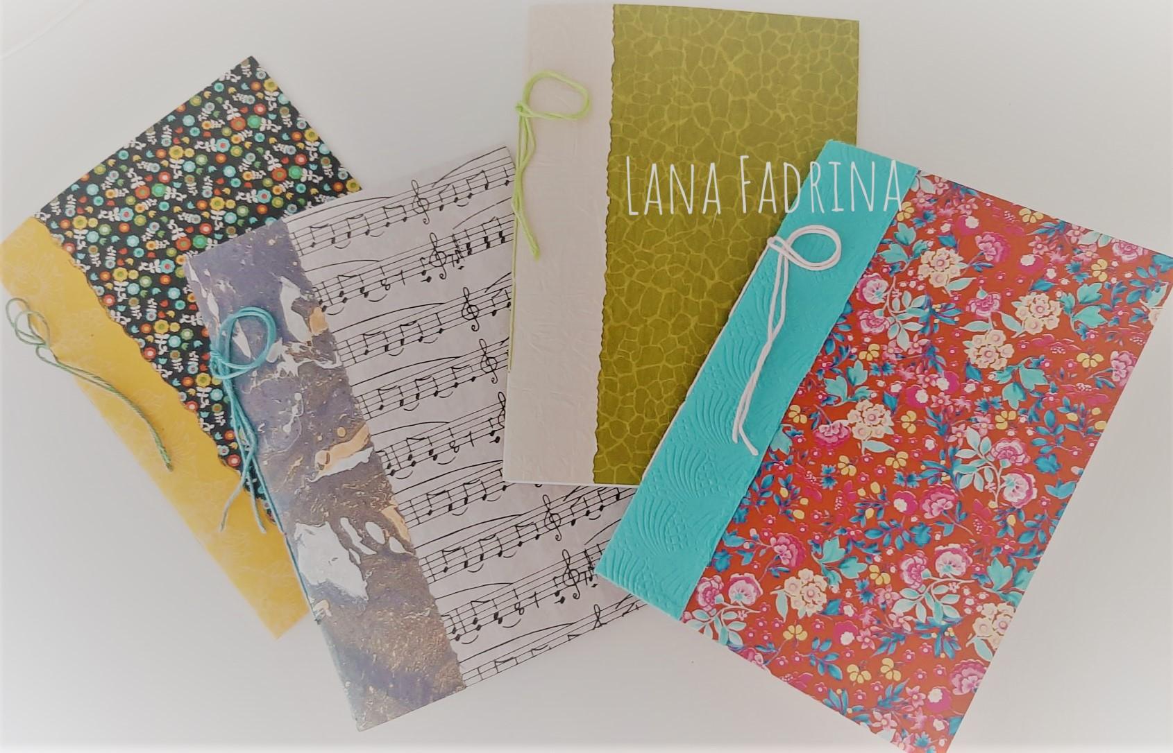 Cuadernos Handmade