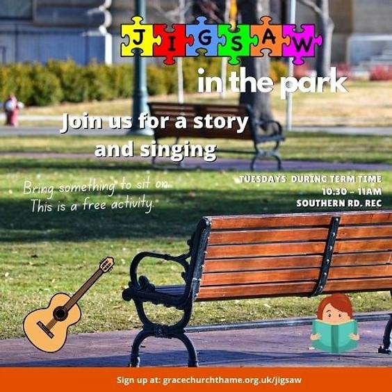 Jigsaw in the Park