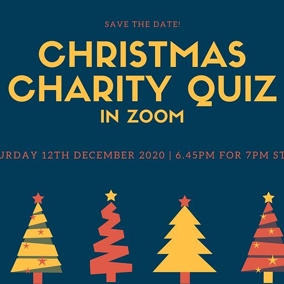 Christmas Charity Zoom Quiz