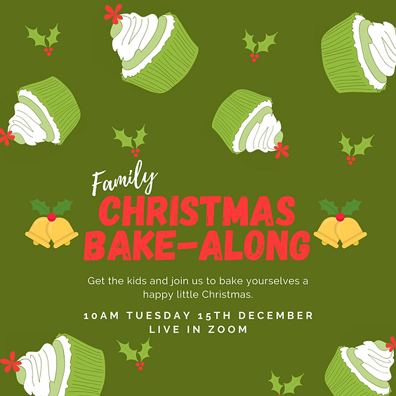 Family Christmas Bake-Along