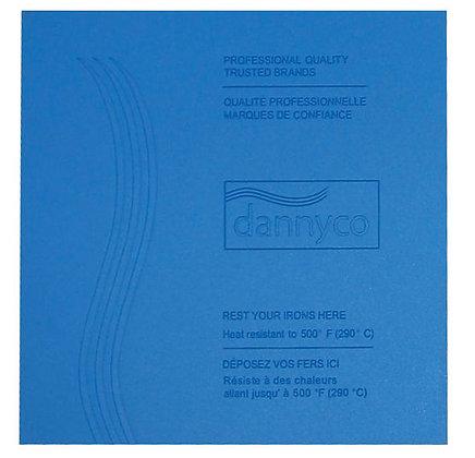 Hair Accessories - Silicone Heat Mat Blue