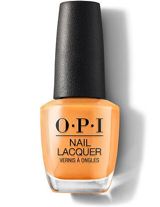OPI Nail Lacquers - Tan Lines