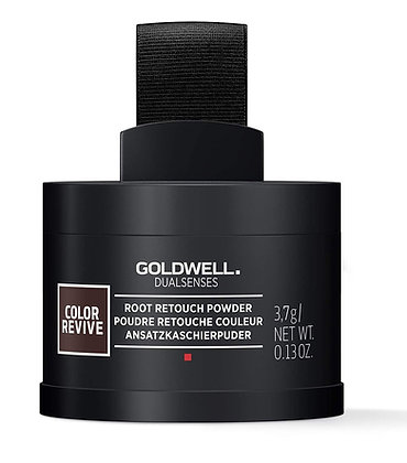 Goldwell Dualsenses Color Root Retouch Powder - Dark Brown to Black 3.7g