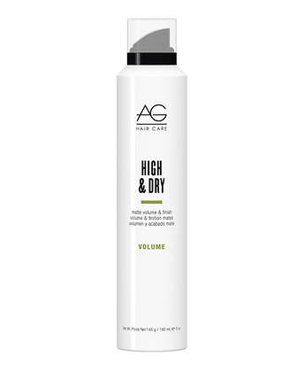 AG High & Dry Matte Finish 5oz