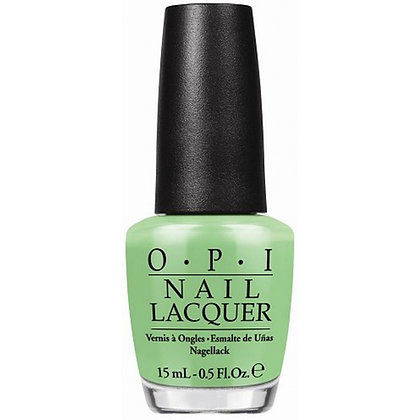 OPI Nail Lacquers - You Are So Outta Lime