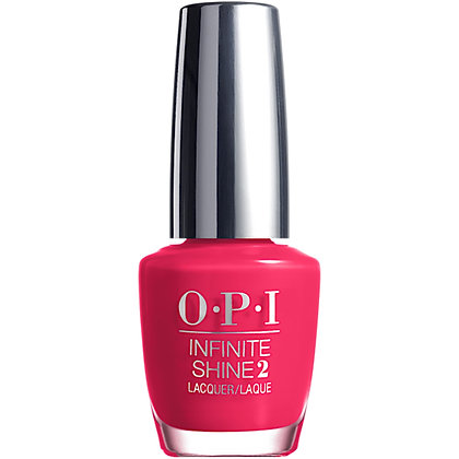 OPI Infinite Shine - She Went On And On And
