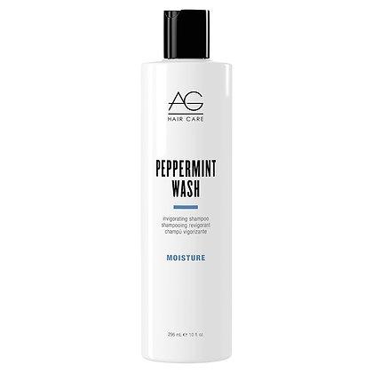 AG Peppermint Wash Shampoo 10oz