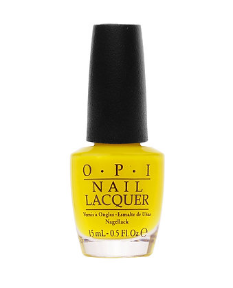 OPI Nail Lacquers - No Faux Yellow