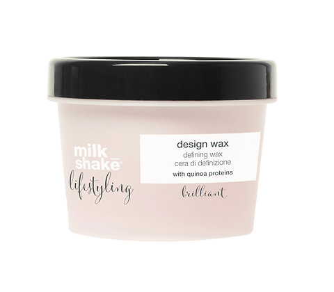 Milkshake Lifestyling Design Wax