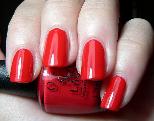 OPI Nail Polish - OPI Nail Polish - Red