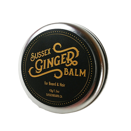 Sussex Beard Ginger Balm