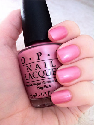 OPI Nail Lacquers - Aphrodite's Pink Nightie