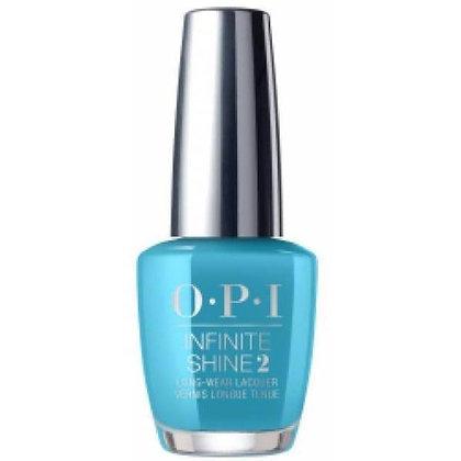 OPI Infinite Shine - Can't Find My Czechbook