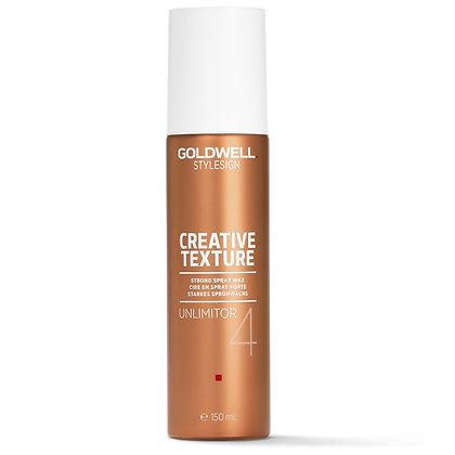 Goldwell StyleSign Creative Texture Strong Spray Wax 4.6 oz