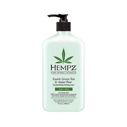 Hempz 17oz Exotic Green Tea Body Moisturizer