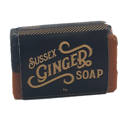 Sussex Beard Ginger Soap