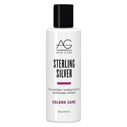 AG STERLING SILVER COND. 2oz